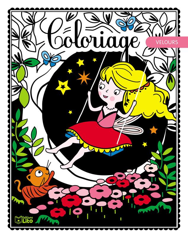 La Petite Fille Et La Balancoire Editions Lito