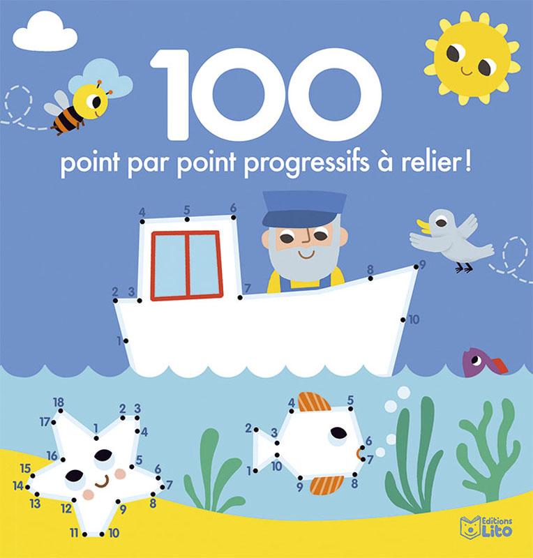 100 Point Par Point Progressifs à Relier