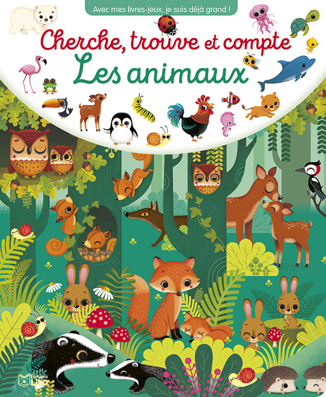 Animaux Editions Lito