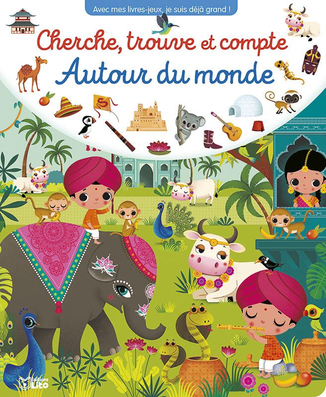 Cherche Et Trouve Editions Lito