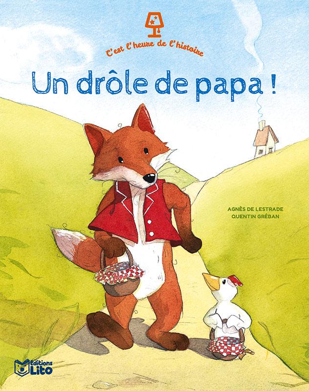 Un Drole De Papa Editions Lito